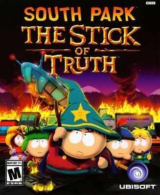 South Park Stick Of Truth Xbox One (DOWNLOAD CODE)