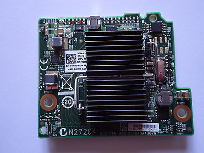 DELL / BROADCOM JNK9N BCM57840 10GBE 4 PORT Daughter Card