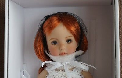 """Rare! Dianna Effner Little Darling 13"""" Doll By Gery Uribe"""