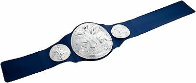Childrens Kids WWE Tag Team Champion Blue Belt Toy Age 8+