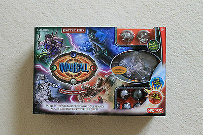 Duncan Warball battle box Card based war games