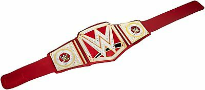 Childrens Kids WWE Universal Champion Red Belt Toy Age 8+