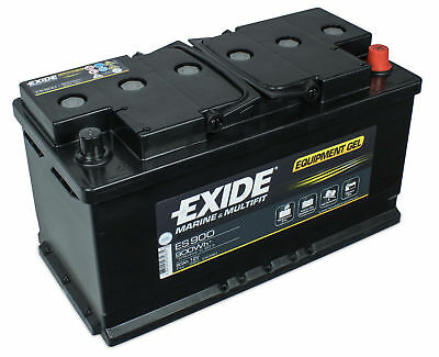 Exide Equipment Batterie Gel ES900, 28553
