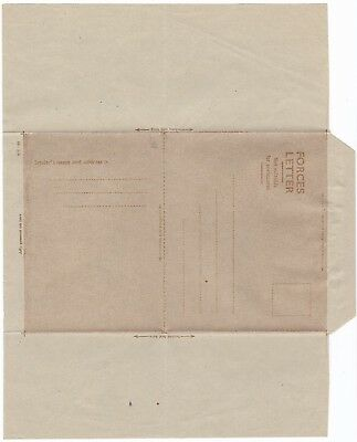 GB and Canada: Forces Letter Sheets, unused