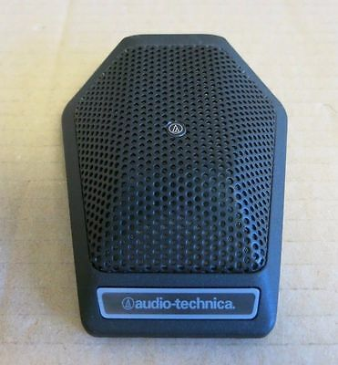 AUDIO TECHNICA U851R Cardioid Condenser Boundary Microphone Mic JAPAN