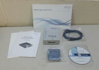 Pico Technology  Picolog 1216  Data Logger Usb (V)
