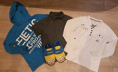 Small Bundle Of Boys Clothes Age 8-9 Years