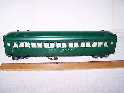 Vintage S Scale American Flyer New Haven 650 Lighted Pullman Car A C Gilbert