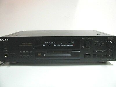 High quality Sony Minidisc player and Record
