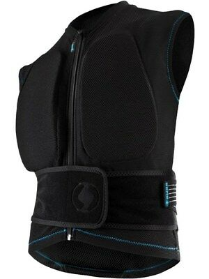 Bliss Black ARG Snowboarding Protection Vest