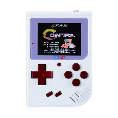 Bitt Boy console with 300 games (White)