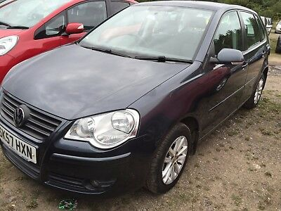 57 Volkswagen Polo 1.4 Tdi S Aircon, Alloys, 1 F/owner, Very Nice Example