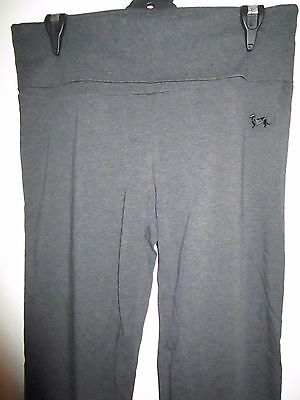 Ladies comfy pants with roll down waist