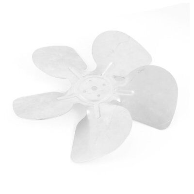 """H1 8"""" Shaded Pole Motor Aluminum Hubless Fan Blades Replacement"""