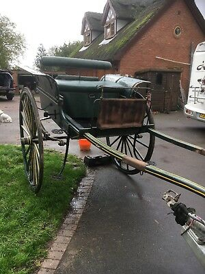 4 seater Cart, Gig, Cart For Horse