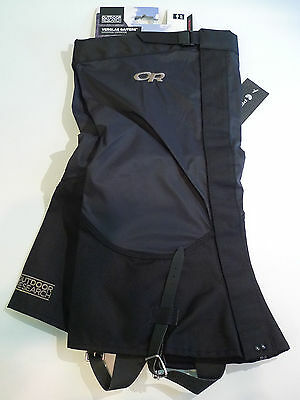 Outdoor Research Verglas Gaiters size XL fits 43-47
