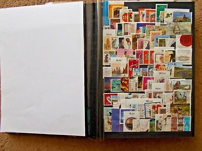 German Stamps Used Off Paper Lot 7