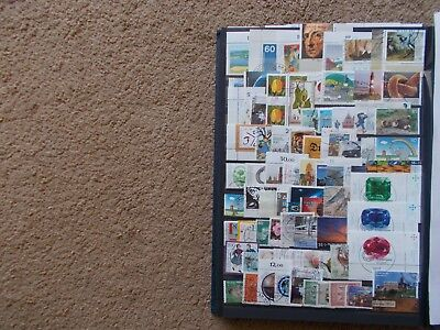 German Stamps Used Off Paper Lot 10