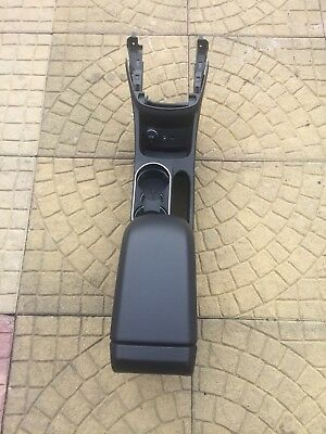 2009-17 Ford Fiesta Titanium Centre Console With Arm Rest &usb Genuine Ford Part
