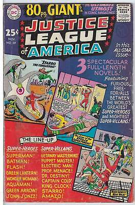 Justice League of America (Vol 1) #  39 (Vgd Minus-) (VG- )  RS003 DC Comics AME