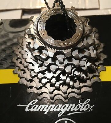 Campagnolo 11 speed Record cassette
