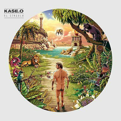 "LP KASE OR ""EL CIRCLE -Vinyl +EXTRA ACAPELLAS-"". New"