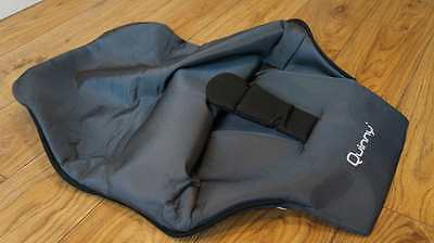 Quinny Buzz 3/4 XL Seat Cover Grey Next Stage 18 Month Plus