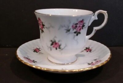 Princess House Exclusive Hammersley Fine Bone China Tea Cup and Saucer # 1