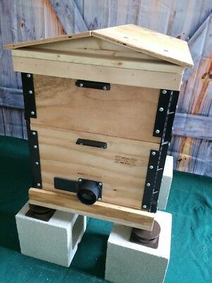 Beehive, Deep And Super 10 Frame Made In U.s.a.