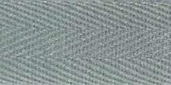 "100% Cotton Twill Tape 1""X55yd Gray 107-25-31"