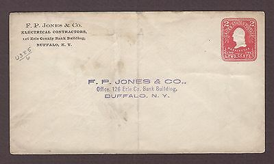 mjstampshobby 1903 US Vintage Cover Used (Lot4825)