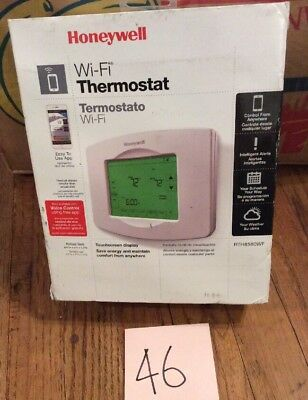 New Honeywell Rth8580Wf Wi-Fi Thermostat