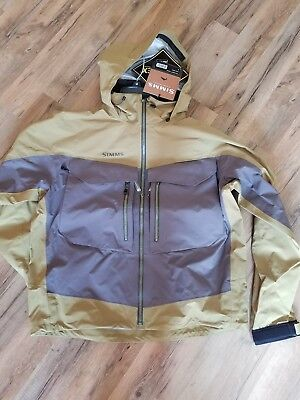 Simms G3 GUIDE Jacket ~ Army Green ~ Size Medium