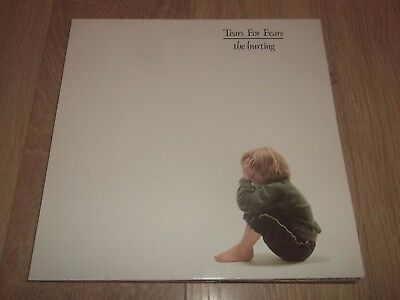 """Tears For Fears """" The Hurting """" Original Vinyl Lp Ex/ex 1983"""