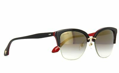 95aa30cfa59 DITA Von Teese Sunglasses Paramour A Black Red DVT-200-Red-Blk Grey