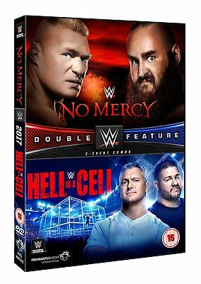 WWE: No Mercy/Hell in a Cell 2017 [DVD]