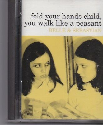Belle&Sebastian-Fold Your Hands Child minidisc album