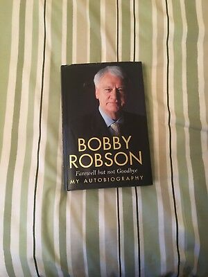 bobby robson Autobiography