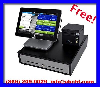New ~ Retail Touch Screen POS System Upgrade you cash register!! FREE w/account