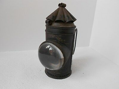 Victorian Policemans Oil Lamp