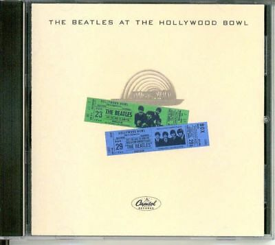 The Beatles Live at The Hollywood Bowl CD in STEREO