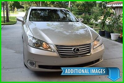 2010 Lexus ES 350 ES350 - HEATED/COOLED SEATS - BEST DEAL ON EBAY! tl acura infiniti g35 g37 m35 m37 gs350 gs 350 is250 is350 is 250 avalon toyota
