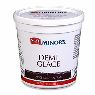 Minors Sauce Concentrate, Demi Glace, 13.6 Ounce