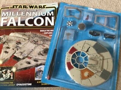 DEAGOSTINI STAR WARS BUILD THE MILLENNIUM FALCON Issue 86 - Wiring