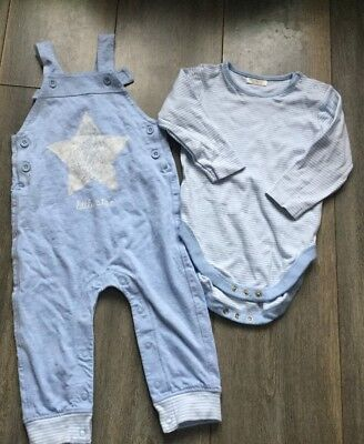 Next Dungaree outfit 12-18 months