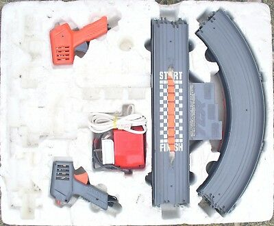 Vintage Tcr Total Control Racing, Transformers, Speed Controllers & Track