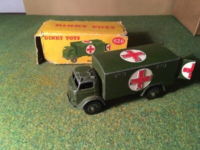 Dinky Military Boxed