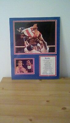 Rocky Collectable Rocky print
