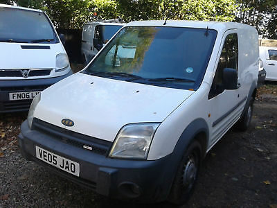 Ford Transit Connect 1.8TDCi ( 90PS ) Low Roof Van T220 SWB LX Tow Bar