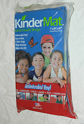 """New Lot of 6 KinderMat Sleeping & Exercise Mat 1""""x19""""x45"""" / Special Pricing"""